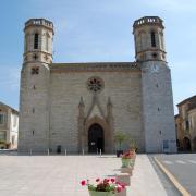 L' église et le belvédère