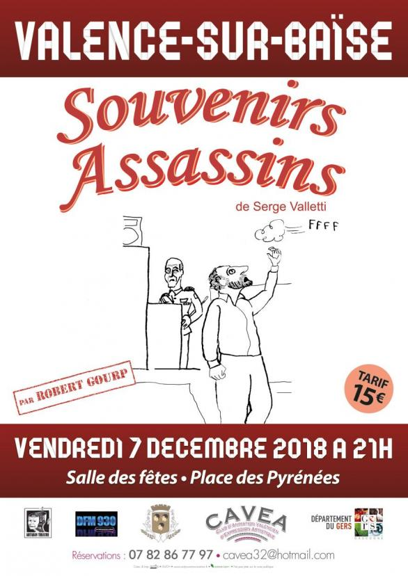 Affiche gourp 7 dec
