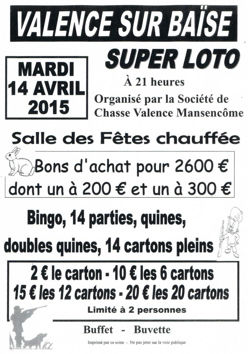 Super loto 14 avril